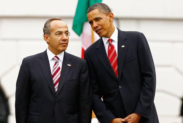 Obama & Calderón