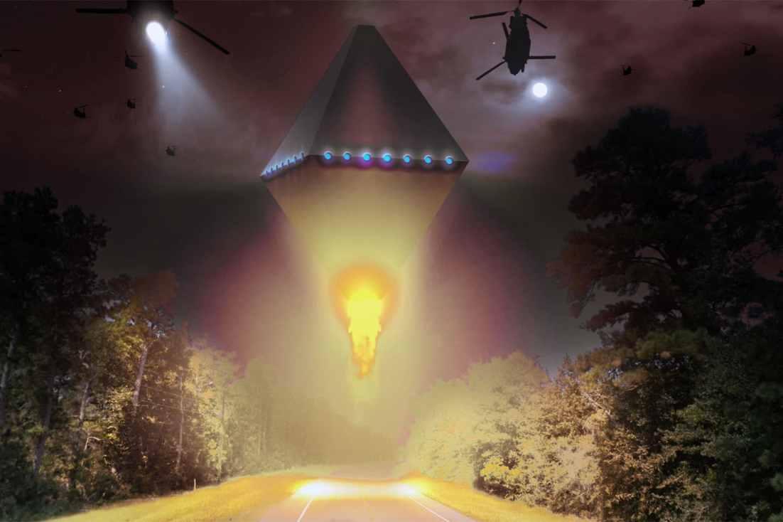 Cash-Landrum UFO incident