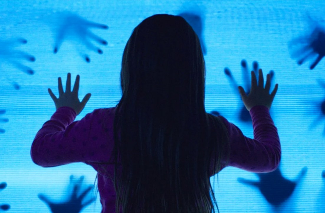 Poltergeist screen capture