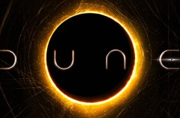 Dune movie logo