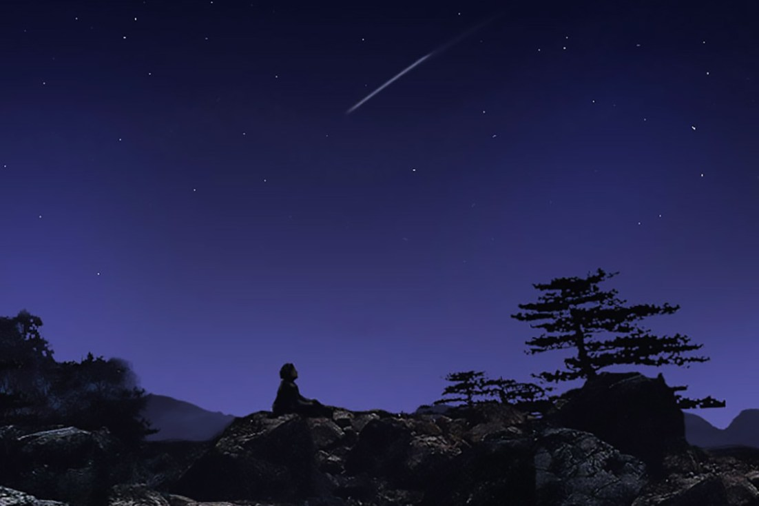 'Meteorite Night' by Dimka, CC by SA 2.0