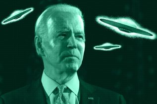 Joe Biden and UFO Disclosure