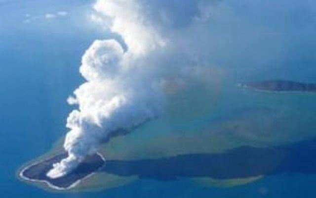 Sotto il Pacifico il vulcano più grande del mondo - Dailygreen