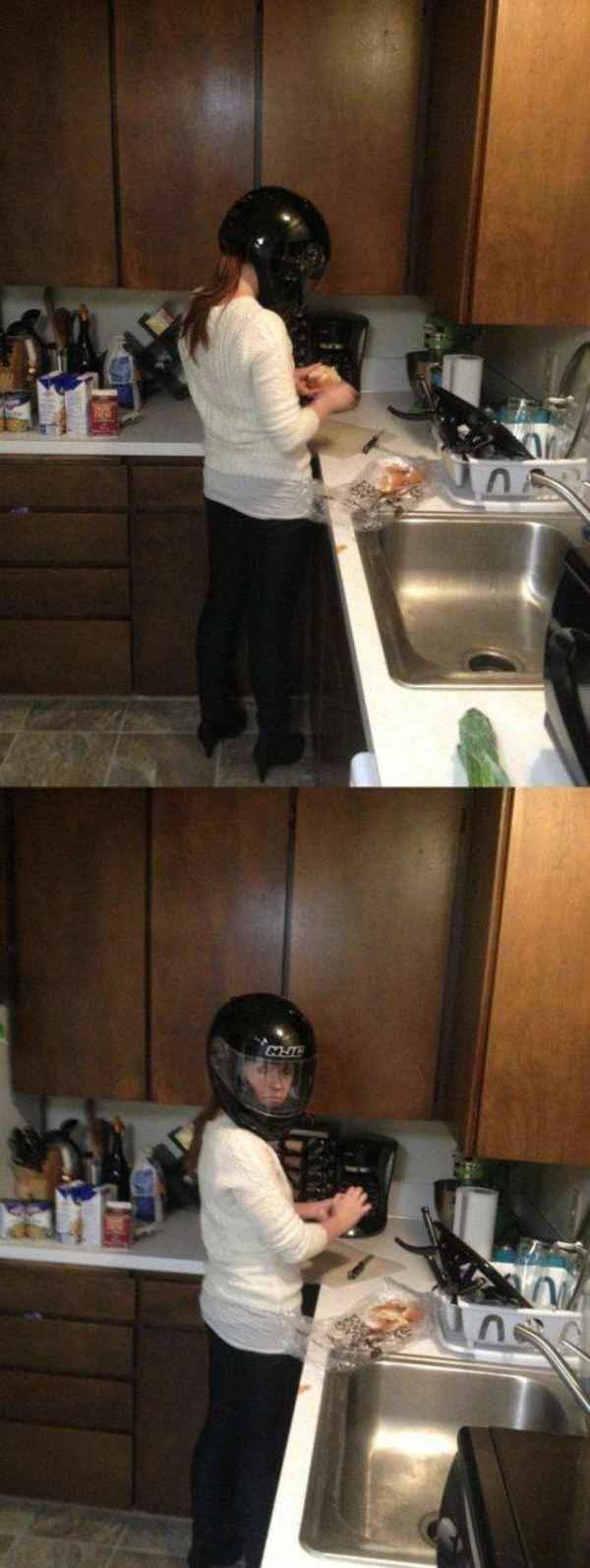 Chopping Onions`