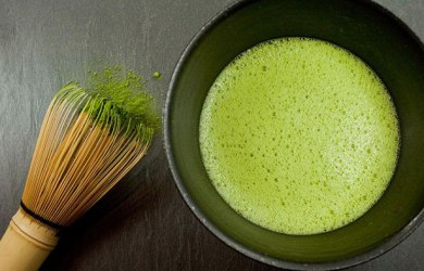 matcha green tea benefits