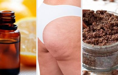 treat cellulite naturally