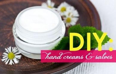 diy hand cream recipes