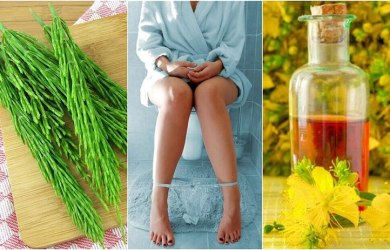 Cure Hemorrhoids Naturally