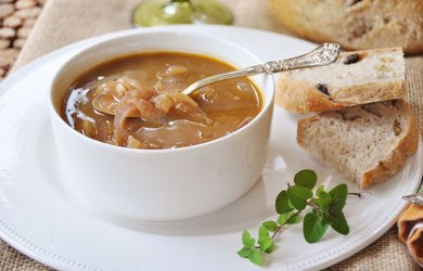 Garlic and Onion Soup Recipe