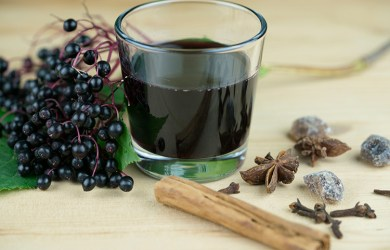 Benefits of Elderberry Syrup