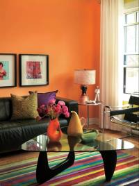 Hot colors, patterns freshen up spring decor