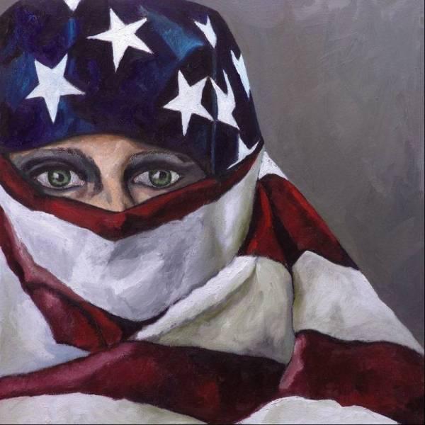Woman Freedom Art