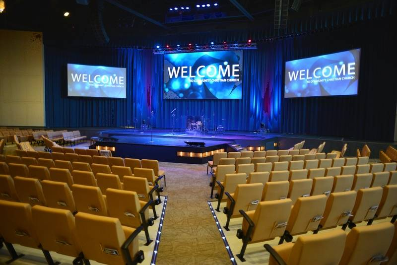 Naperville church offers spaces for sake of our community