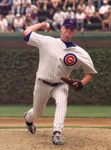 Image result for kerry wood 20 strikeouts fans