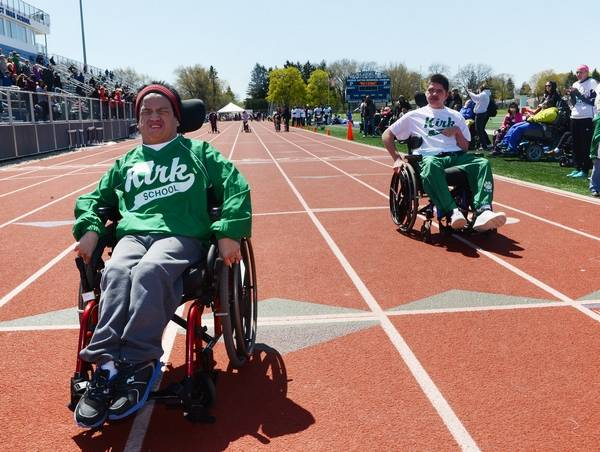 wheelchair olympics revolving chair and special illinois spring games coming to lake zurich high school is the venue for regional sunday