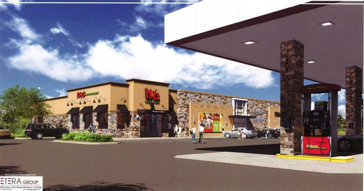 Carol Stream Residents Give Thumbs Down To New Gas Station
