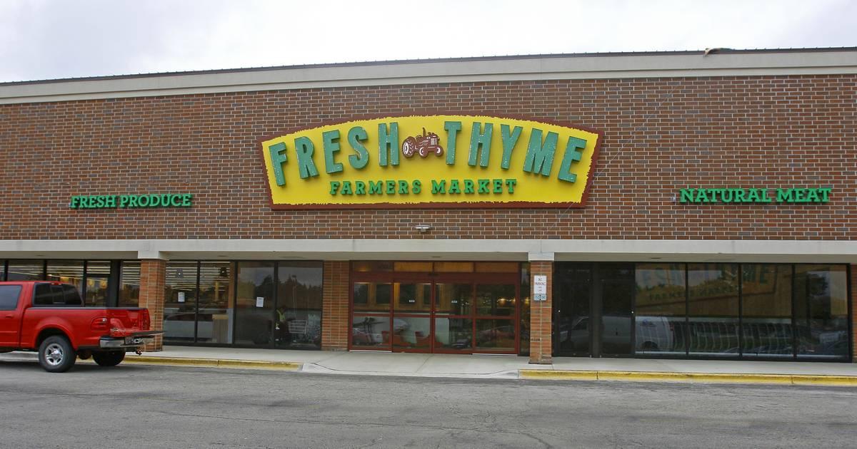 Fresh Thyme Farmers Market Bloomington Il