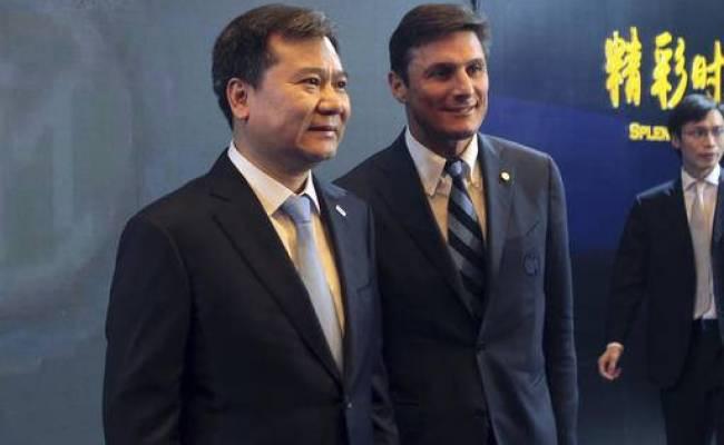 Chinese Company Suning Buys Majority Stake In Inter Milan