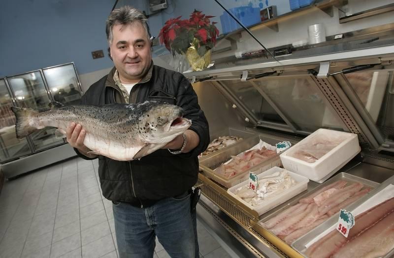 Boston Fresh Fish Market