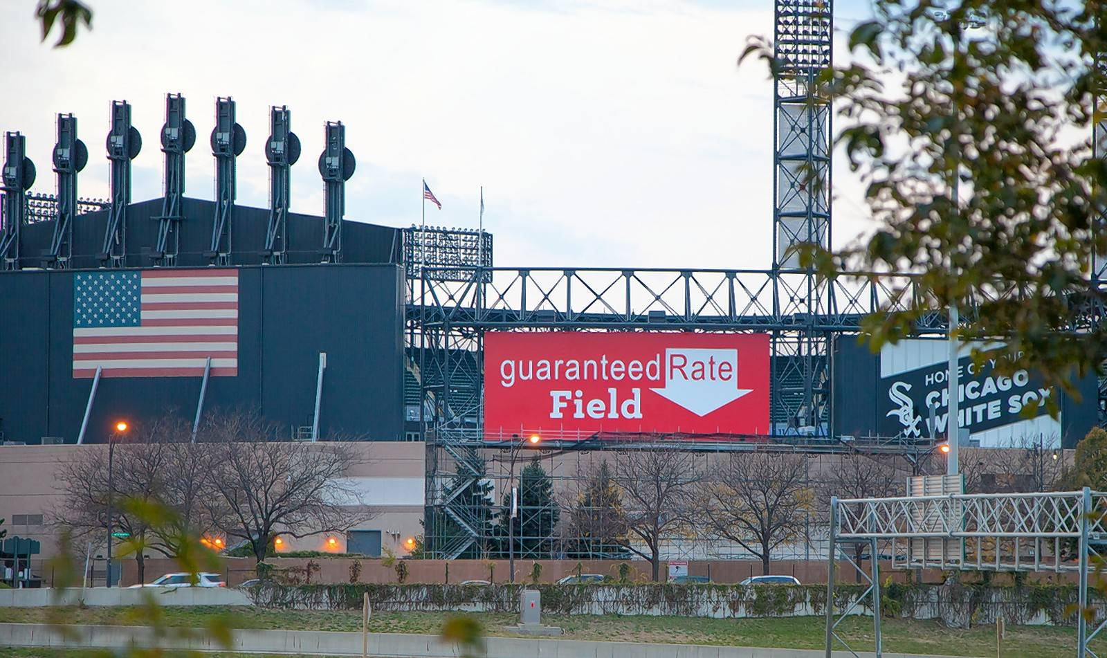 Image result for guaranteed rate field outside