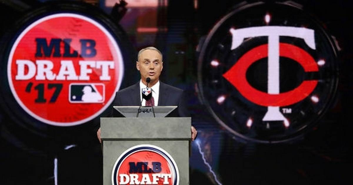 Top Draft Pick Lewis Marks 1st Bold Move For Twins' Falvey
