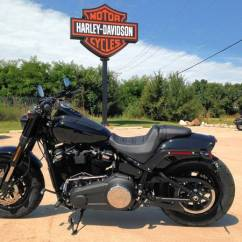 Harley Turns Petrol Into Noise Maytag Centennial Dryer Wiring Diagram What I Like About The 2018 Fat Bob 114 My Friends At Mchenry Davidson Asked If D To Take A