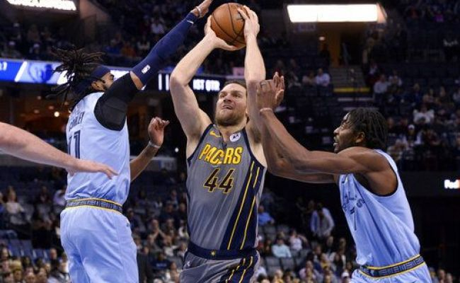 Conley Jackson Get Grizzlies Past Pacers To End 8 Game Skid