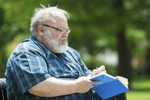 EXCHANGE: New poet laureate already putting pen to paper