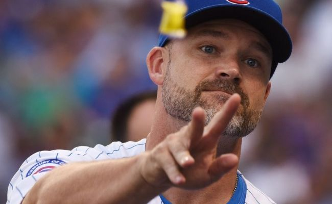 Report Cubs To Hire David Ross As Manager