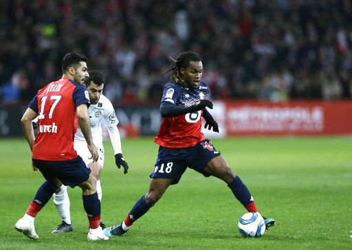 He S Back Rejuvenated Sanches Returning To Form With Lille