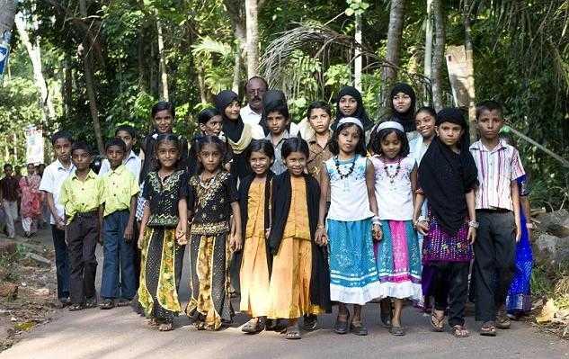 Kodinhi, Malappuram District, Kerala