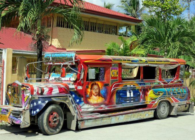 Jeepneys- Philippines