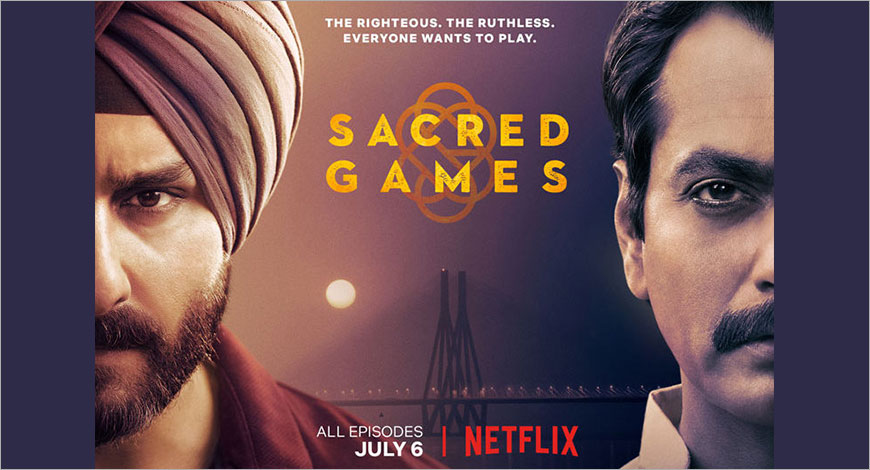 Top 5 web series to watch:Who loved Sacred Games and Mirzapur