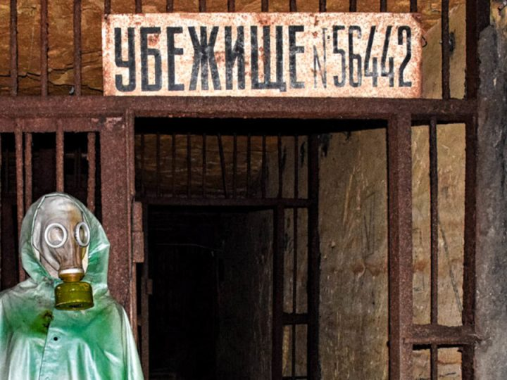 Dark secrets of Odessa's