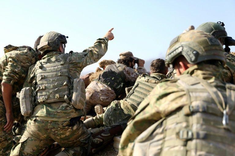 Turkey steps up Attack on Syria Kurds defying sanctions threats