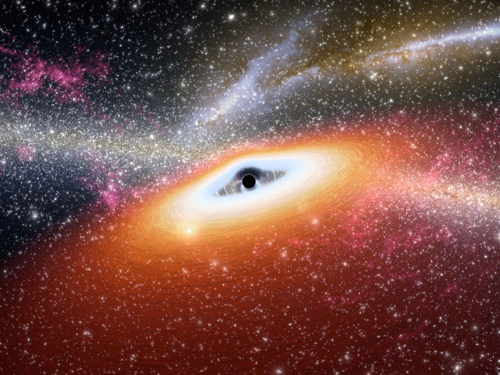 Miniature Black Holes Do Exist – and Science Has Proof