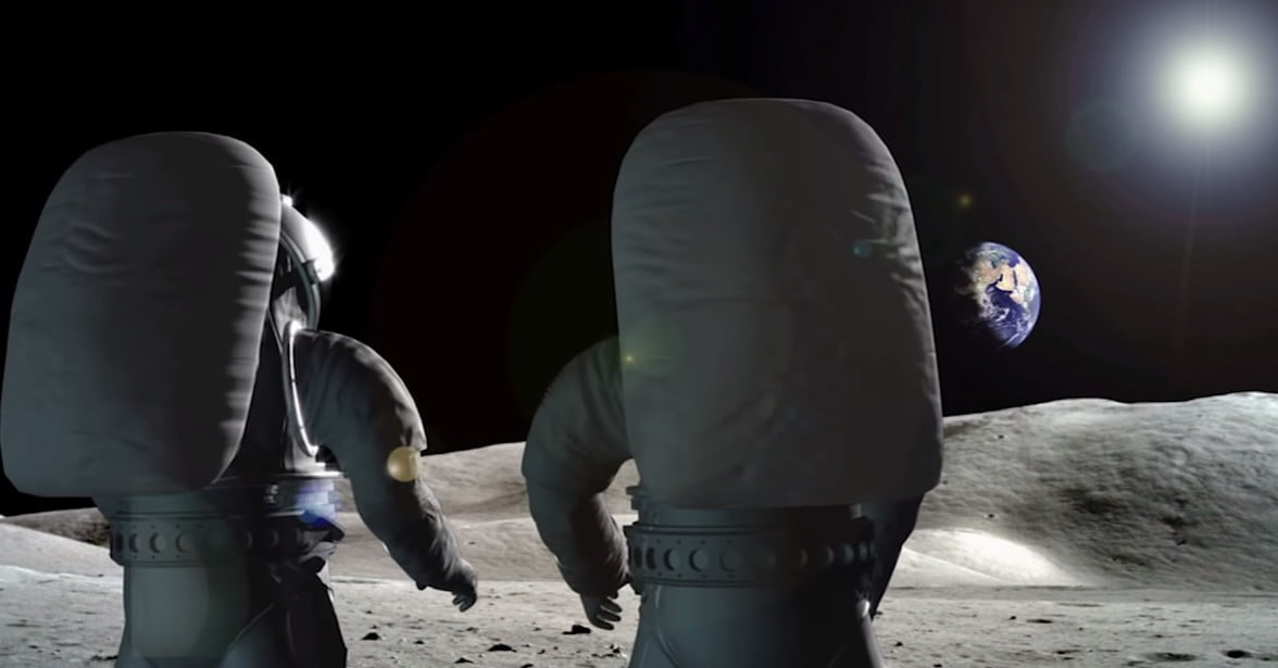 NASA Contest Challenges Kids to Imagine a Trip to the Moon