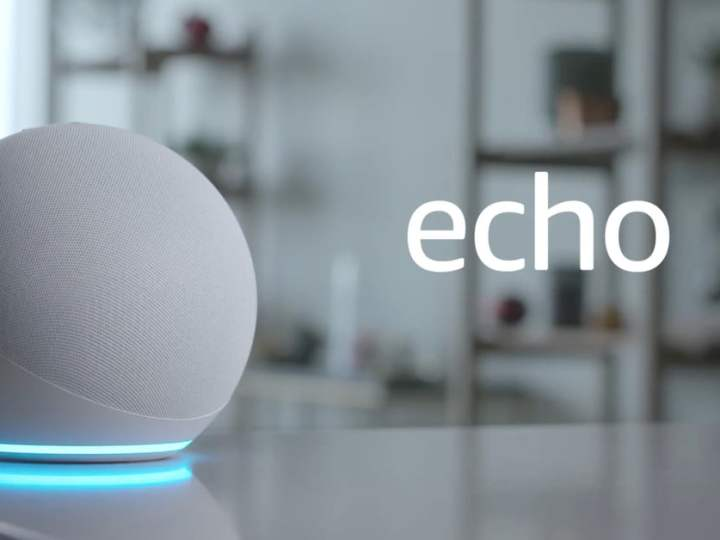Amazon Announces New Spherical Echo Smart Speakers