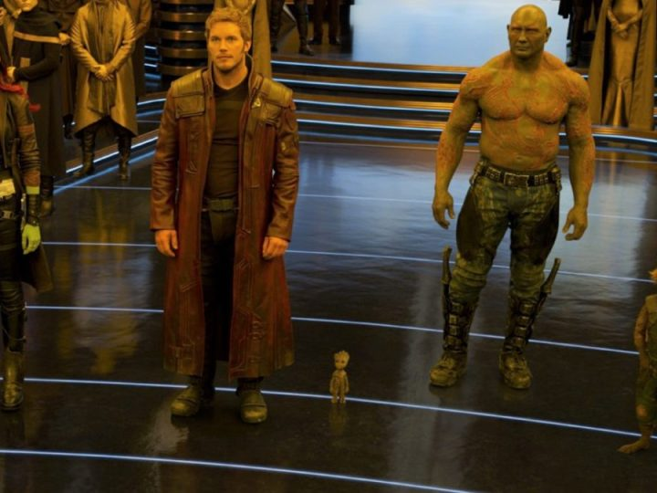 Guardians of the Galaxy 2 on TMC: the post-credits scenes decrypted