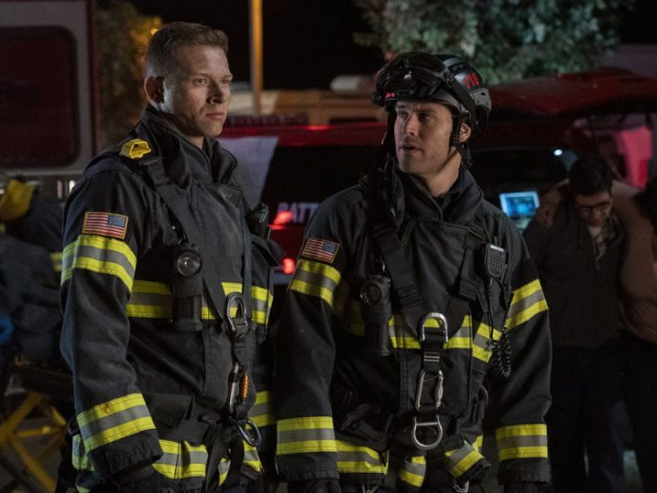 9-1-1: which series to replace on Thursday evening on M6?  - News Series
