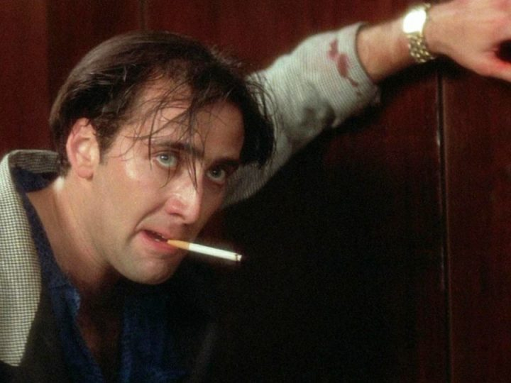 Sailor and Lula are 30 years old: when Nicolas Cage gave a boosted interview for the promotion of the film
