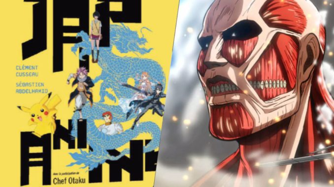 Japanime the book: the history of Japanese animation, from Astro Boy to Attack on Titan - news series on tv