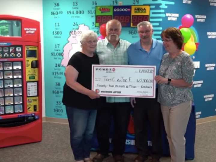 These Friends Split the Powerball Jackpot Just Like They'd Agreed to 30 Years Ago