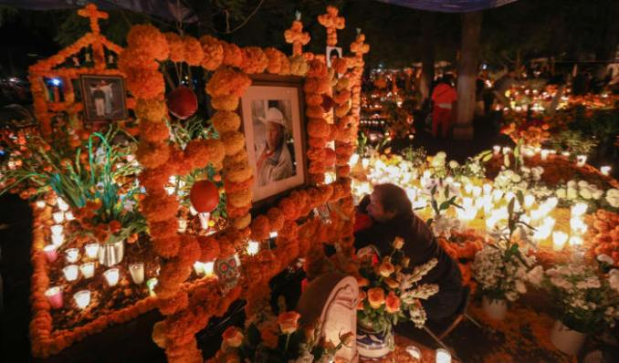 Day of dead traditions, Dia de los Muertos