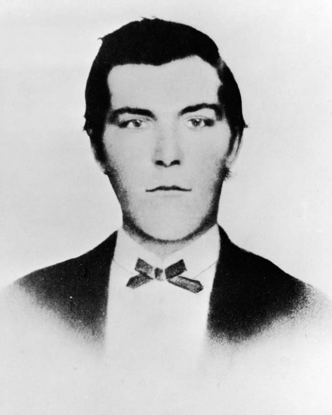 John Wesley Hardin, Outlaw of the Wild West