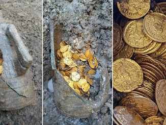 Hundreds Of Pure Gold Roman Coins Found in Italy