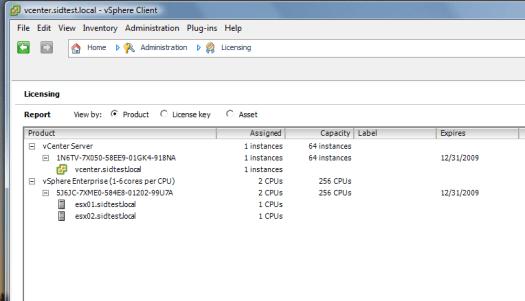 vsphere_license_server