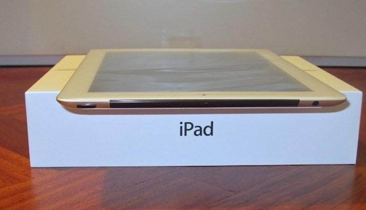 iPad 2 – Desembalaje