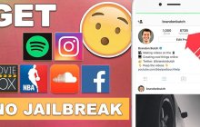 How to Install Instagram++, YouTube++, Spotify++, Movie Box & All Tweaked Apps on iOS 10 - 10.3 (No Jailbreak)