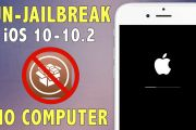 How to Unjailbreak/Remove Cydia without Updating on iOS 10 - 10.2 Jailbreak